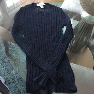 MICHAEL KORS navy sweater